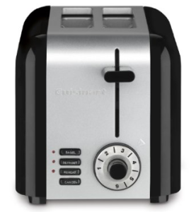 Cuisinart CPT-320 Compact Stainless 2-Slice Toaster