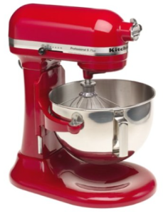 KitchenAid KV25GOXER Professional 5 Plus 5-Quart Stand Mixer