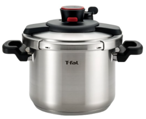 T-fal P4500734 Clipso Stainless Steel Dishwasher Safe Pressure Cooker