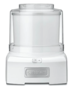 Cuisinart ICE-21R Frozen Yogurt-Ice Cream & Sorbet Maker White