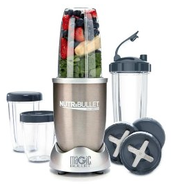 Magic Bullet NutriBullet Pro 900 Series Blender-Mixer System