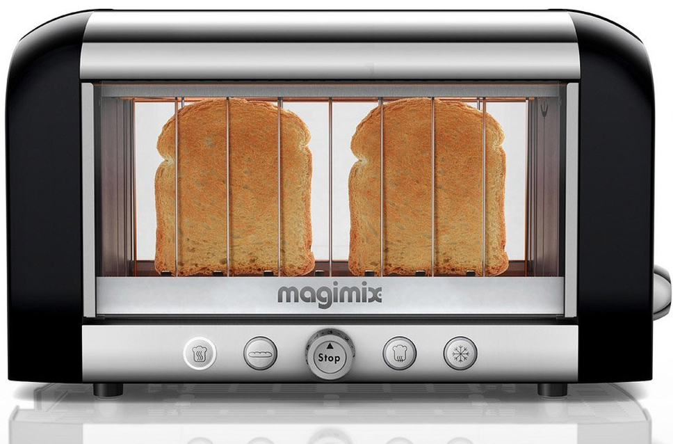 Magimix Colored Vision 2-Slice Toaster