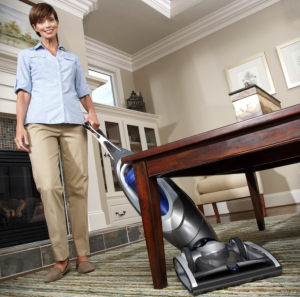 Oreck Touch Bagless BU10000 Upright Vacuum Cleaner - in house